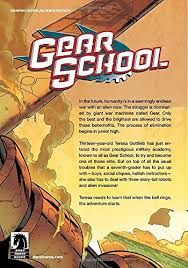 Amazon.com: Gear School Volume 1 (9781593078546): Gallardo, Adam, Peris,  Nuria: Books