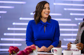 NBC's Hallie Jackson praised for moderating debate while 8 months ...