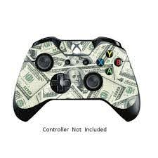 Skins Stickers For Xbox One Games Controller Custom Orginal Xbox 1 Remote Controller Wired Wireless Protective Decals Covers High Gloss Protector Accessories Big Ballin Walmart Com Walmart Com