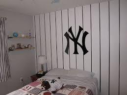 Yankee Room For My Son Yankee Room Yankee Bedroom Baseball Bedroom