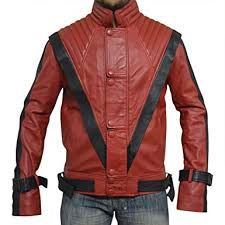 mj thriller leather jacket michael jack