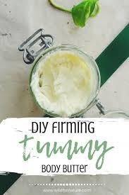 patchouli diy skin firming cream for body