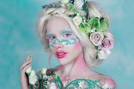 43 fantasy makeup ideas to learn what