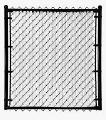 Transparent Chainlink Fence Png Black Chain Link Fence With White Slats Png Download Transparent Png Image Pngitem