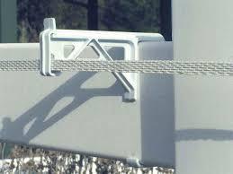 Easysnap Electric Insulators Ultraguard Vinyl Horse Fence