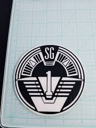 Stargate Sg 1 Theme Vinyl Decal Truck Car Sticker Laptop By Thescourgeshop On Etsy In 2020 Vinyl Decals Vinyl Sticker Oracle Vinyl