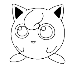 Jigglypuff Coloring Pages Jigglypuff Coloring Pages Wallpapers