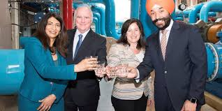 Peel politicians toast more than $100M in funding for municipal water  infrastructure | Mississauga.com