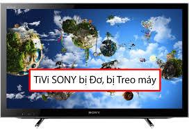 Nguyên nhân khiến tivi Sony bị treo máy và cách khắc phục