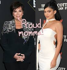 kris jenner speaks out about kylie s