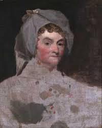 MHS Collections Online: Abigail Adams (Mrs. John Adams)