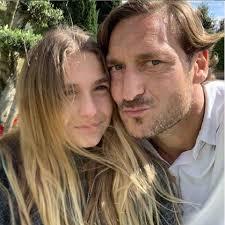 Chanel Totti compie 12 anni: i messaggi di auguri di papà Totti e ...