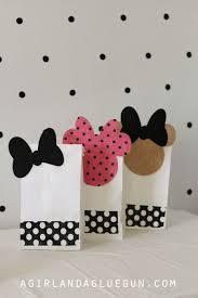 Minnie Mouse Party Minnie Decoracion Fiesta De Minnie Manualidades