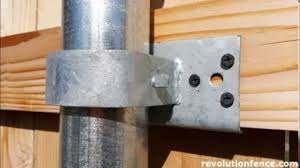 Wood Fence Bracket Comparison Revolution Fence Meridian Idaho 208 991 4283 Youtube