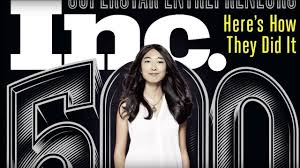 25-year-old Jessica Mah of inDinero at the Inc. 5000 - YouTube