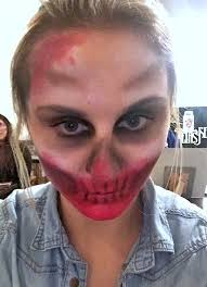 how to do easy zombie make up hayley