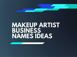 479 catchy makeup artist name ideas