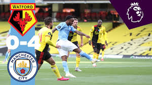 HIGHLIGHTS | WATFORD 0-4 MAN CITY | Sterling x2, Foden, Laporte ...