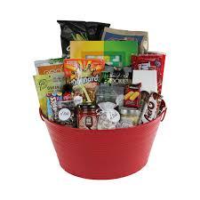 extreme night gift basket