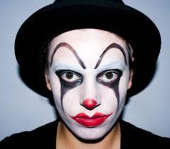 clown makeup cathy