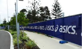 Mesh Banners For Events Construction Sites Fences Large Format Printing