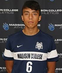 Edgar Medina - 2018 - Men's Soccer - Madison College Athletics
