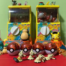 3 PART 3 Pokemon Pikachu GASHAPON Bandai CapChara Vol Set of 4Pcs Pokémon  Collectibles roomburgh.nl