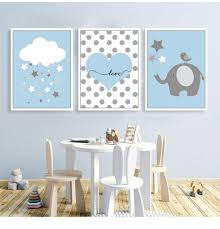 Cute Personalized Baby S Room Wall Art Posters Nordic Style Fine Art Canvas Prints Nordicwallart Com