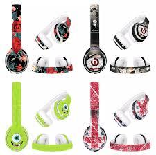 Headphone Sticker Universal Vinyl Decal Skin For Beats Studio 2 Studio 3 Wireless Headphone Stickers Aliexpress
