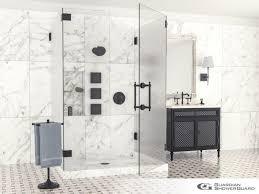 glass shower doors glass shower