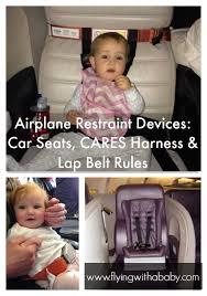 car seats cares harness lap belt