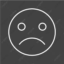 Vector Sad Emoji Icon Emoji Emoticons Sad Icon Png Transparent