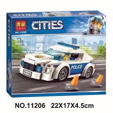 Mã TOYFSSMAY giảm 10K đơn 50K] (CÓ SẴN) Lắp ráp lego city bela ...