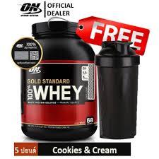 ซ อ optimum nutrition whey protein gold
