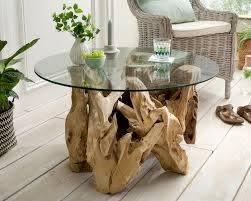 Couchtisch Holz Wurzel