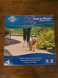 Petsafe Free To Roam Wireless Fence Ebay