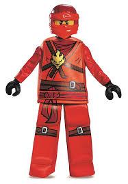 Kai Prestige Ninjago Lego Costume Large/10-12 for sale online