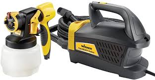 Wagner Spraytech Wagner 0529017 Paintready Station Hvlp Paint Sprayer Yellow Black Amazon Com