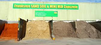 frankston sand soil mini mix carrum downs