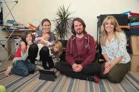 We spend the day with This Morning's 'off-grid' mum Adele Allen ...