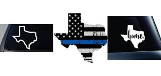 Texas Car Decals Archives Best Stickers Decals And Magnets