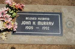 John Henry Murray (1909-1992) - Find A Grave Memorial