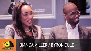Apprentice Star Bianca Miller & Byron Cole | Being on the Apprentice -  YouTube