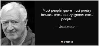 Henry Normal - BEATTIE IS THREE - Poem by Adrian Mitchell... | Facebook