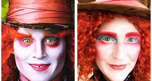 mad hatter makeup tutorial costume