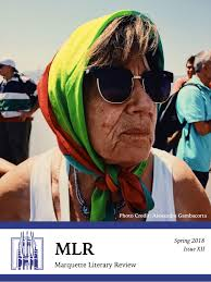 Marquette Literary Review - Spring 2018 by Marquette University Literary  Review - issuu