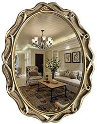makeup mirror large wall mirror black
