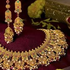 gold jewellery view specifications