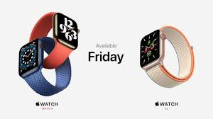 Apple Watch Series 6 and Apple Watch SE ...