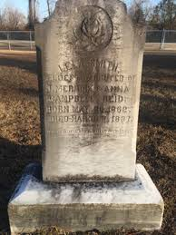 Lela Smith Reid (1862-1887) - Find A Grave Memorial
